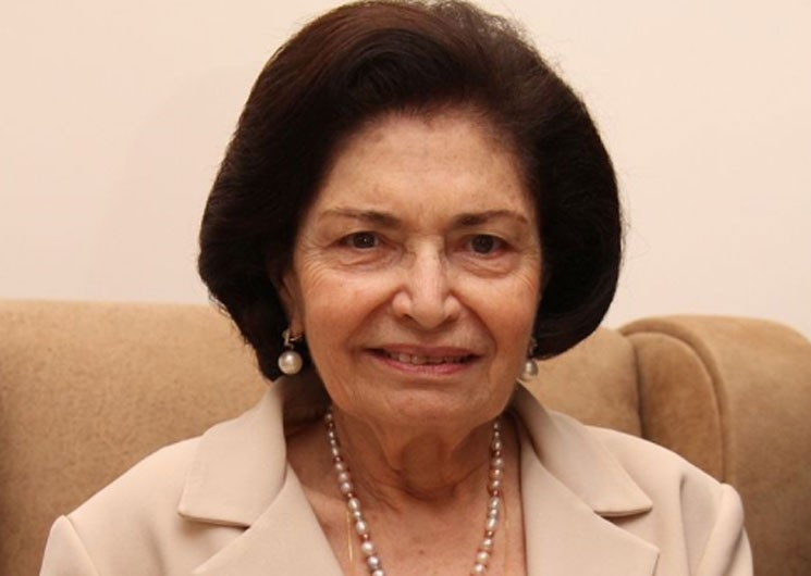 Arlette Magalhães  nasceu em Itabuna no dia 15 de novembro de 1931.