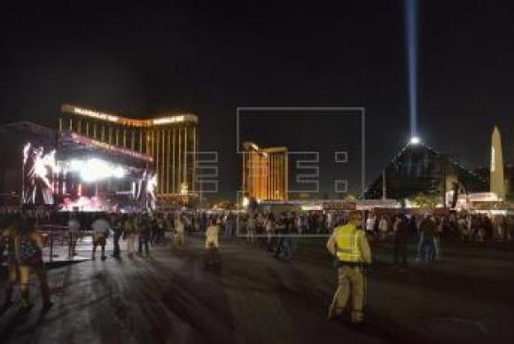 O atentado aconteceu durante a apresentação do astro da música country Jason Aldean, no Harvest Festival Rota 91.