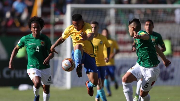 A Seleção Brasileira segue na liderança da tabela sul-americana das Eliminatórias, agora com 38 pontos. (Foto: CBF/Divulgação)