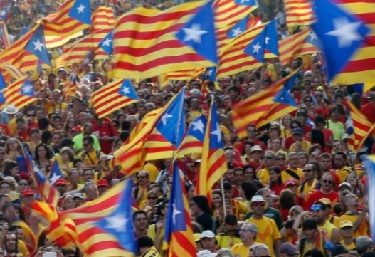 No último domingo (1º), cerca de 2 milhões de pessoas votaram a favor da independência catalã.