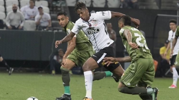 O Corinthians colocou 10 pontos de vantagem em relação ao Santos. (Foto: Corinthians/Divulgação)