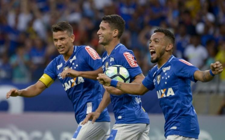 O time celeste não perde como mandante há 16 jogos. A partida pela 28ª rodada do Campeonato Brasileiro estava marcada para o próximo fim de semana. (Foto: Washington Alves/Cruzeiro/Divulgação)