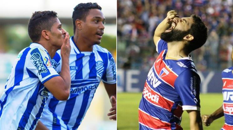 CSA e Fortaleza entram em campo neste sábado pelo título da Série C.