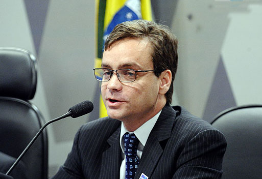 Gustavo  Rocha é chefe de assuntos jurídicos da Casa Civil e homem de confiança de Temer. (Foto: Agência Senado)