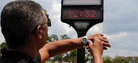 Relógios deverão ser adiantados em uma hora nas regiões Sul, Sudeste e  Centro-Oeste (Agência Brasil)