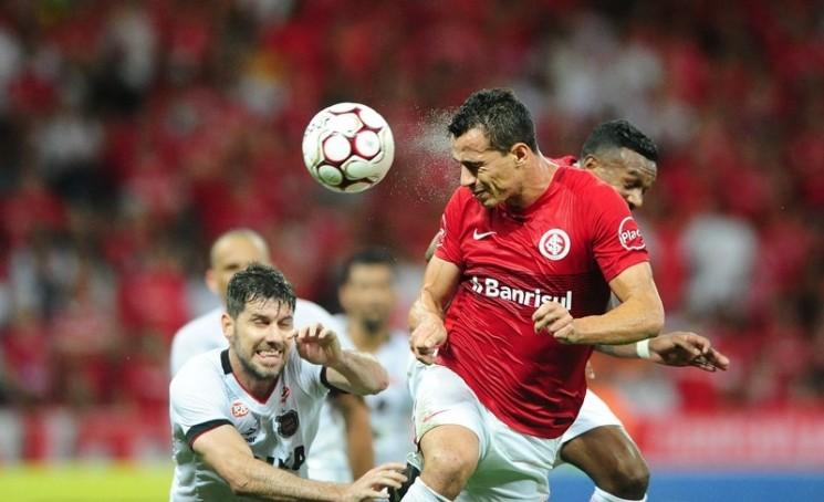 Damião marcou seu sexto gol nesta temporada. (Foto: Inter/Divulgação)