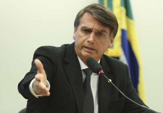 Jair Bolsonaro deve pagar indenização no valor de R$ 50 mils (Agência Câmara)