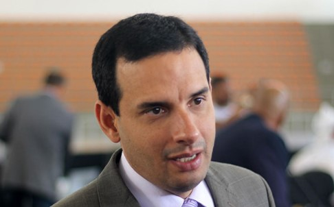 Leo Prates,presidente da Câmara Municipal de Salvador.