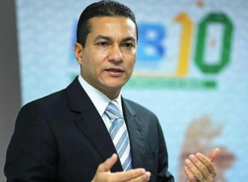 Marcos Pereira, presidente nacional do PRB. (Foto: Douglas Gomes/Divulgação/PRB)
