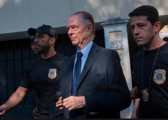 Carlos Nusman  foi preso pela Polícia Federal (PF) na última quinta-feira, 5. (Foto: Reprodução/Facebook)