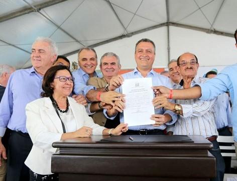 Serão investidos cerca de R$ 105 milhões para a execução do projeto de duplicação.