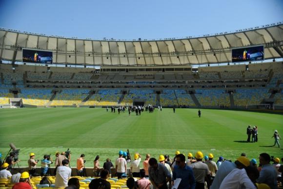 O jogo Vasco e Botafogo começa às 19h no Maracanã (Foto: Tania Rego/Agência Brasil)