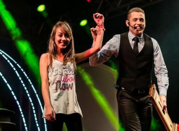 Circuito Cultural Belgo apresenta dois espetáculos em escolas municipais de Feira