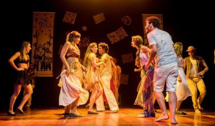 Espetáculo de dança no Teatro Jorge Amado conta a história de Lampião