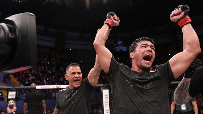 Lyoto Machida supera Eryk Anders na luta principal do UFC Belém