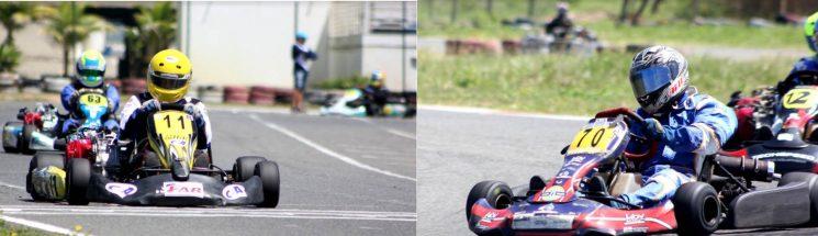 Confira os resultados da primeira etapa do Campeonato Baiano de Kart