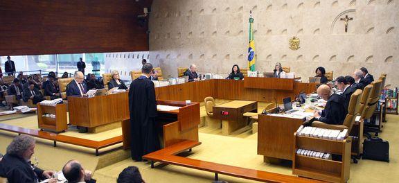 Condução reflete o atraso do inquérito no Brasil