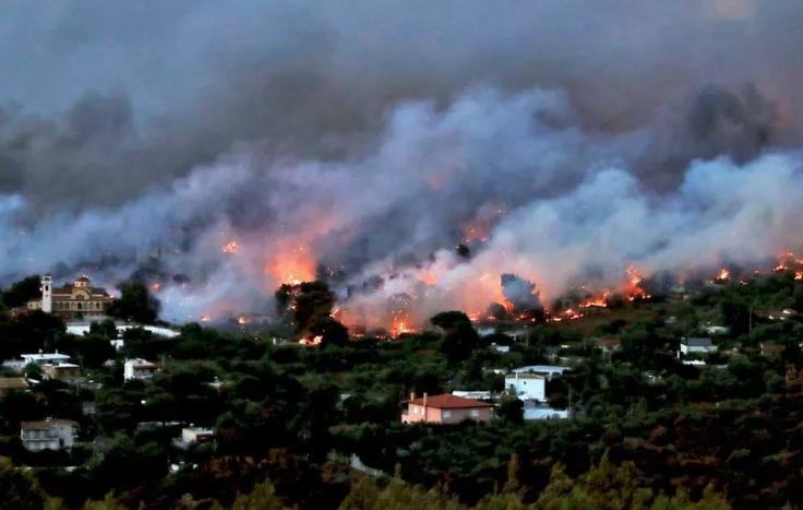 Incêndios na Grécia deixam 60 mortos e cenas de horror