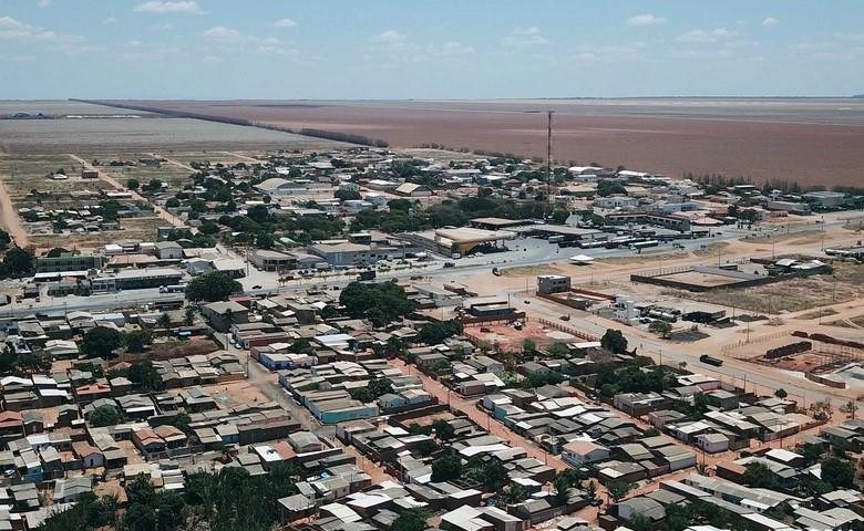Localizado no município de Correntina, Rosário espera que a emancipação amplie o desenvolvimento econômico da região (Foto: Divulgação)