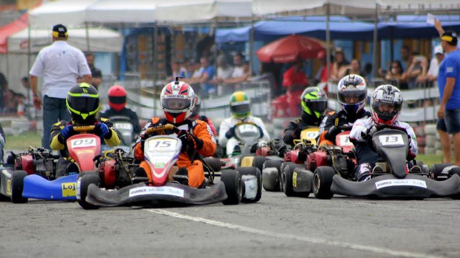 Campeonato Baiano de Karts terá terceira etapa neste domingo