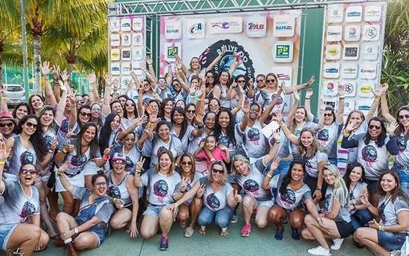 Rallye do Batom tem inscrições abertas  na internet e Shopping Piedade
