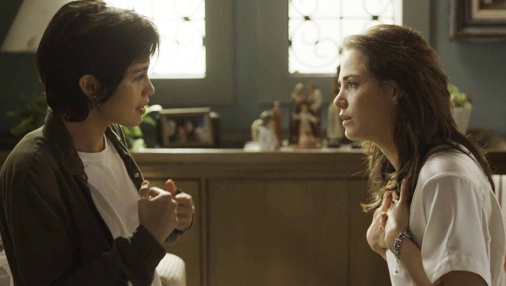 Segundo Sol: Rosa promete corrigir seus erros e pede voto de confiança a Maura