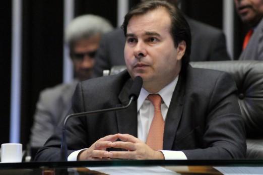 Rodrigo assusta governo e provoca saída de líder