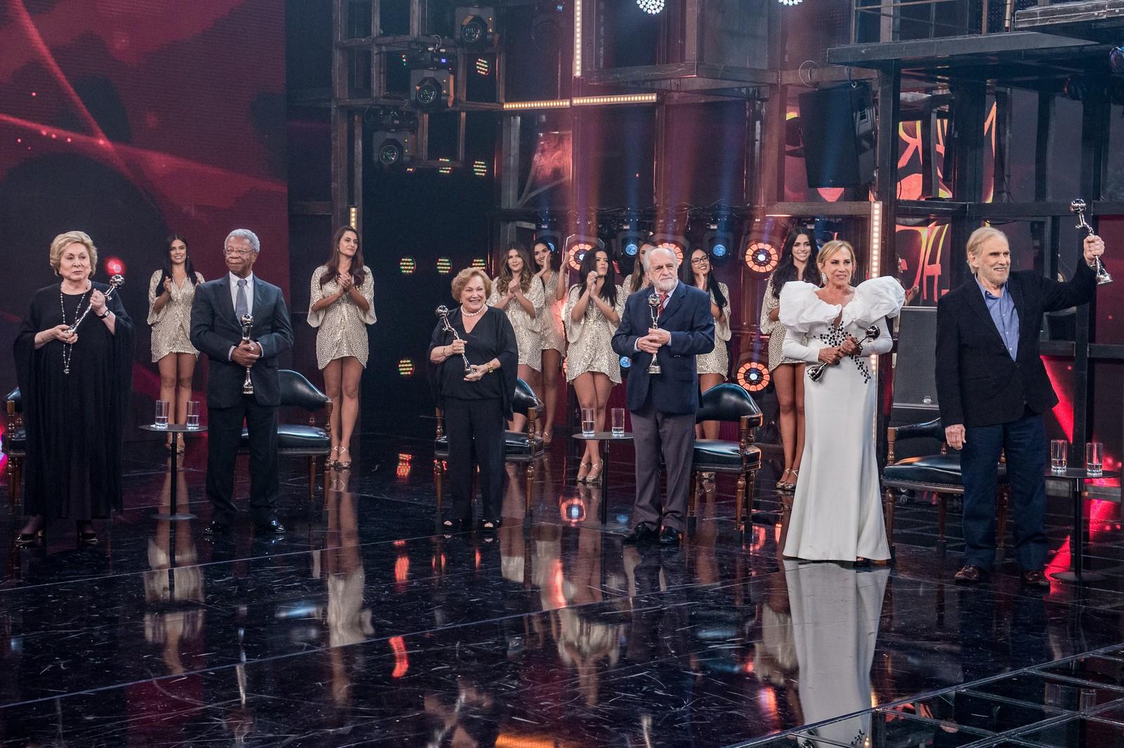 'Troféu Mário Lago' homenageia Aracy Balabanian, Arlete Salles, Ary Fontoura, Francisco Cuoco, Milton Gonçalves e Nicette Bruno