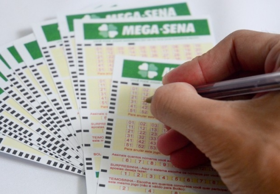 Mega-Sena sorteia neste sábado prêmio de R$ 3 milhões; Apostas até às 19h.