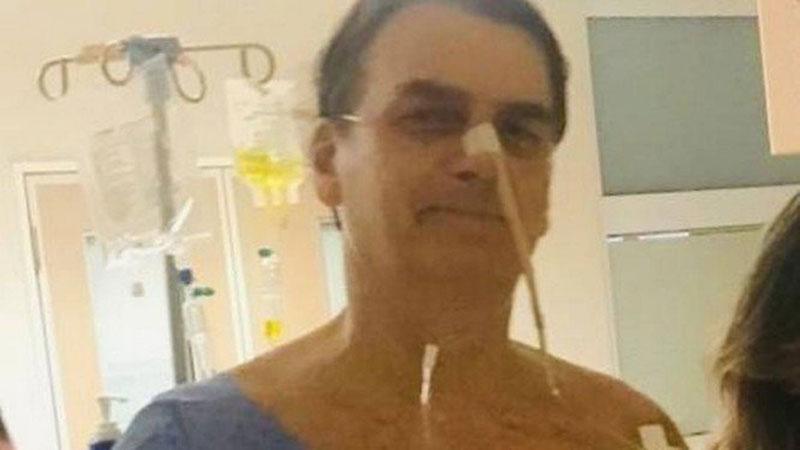 Bolsonaro está com pneumonia, mas permanece na unidade semi-intensiva