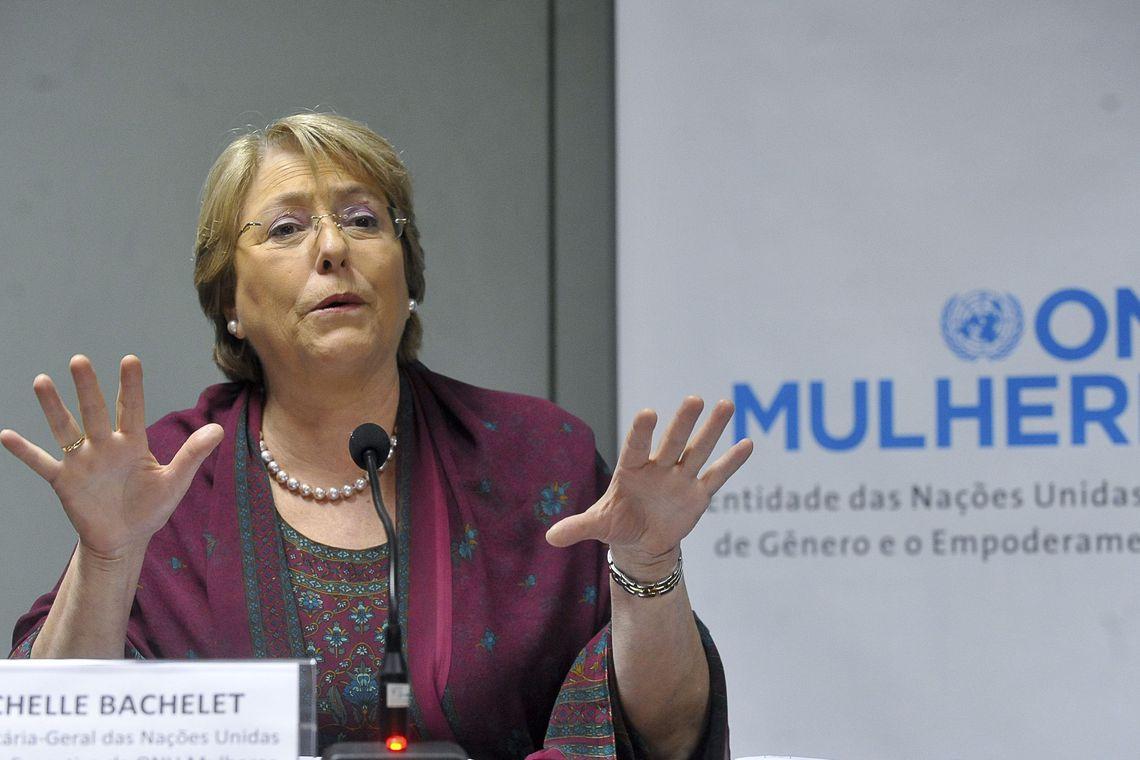 Comissariado de direitos humanos da ONU condena violência na Venezuela