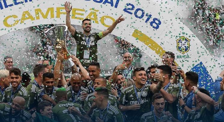 TV Globo e Palmeiras chegam a acordo para transmissão de jogos do Brasileirão