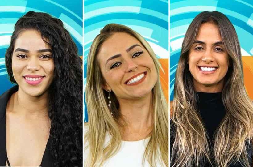 BBB19: Elana, Paula e Carol disputam 10º paredão; Quem será eliminada?