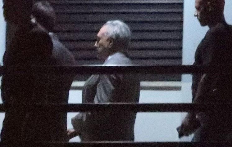 Michel Temer deixa a prisão no Rio de Janeiro após decisão de desembargador
