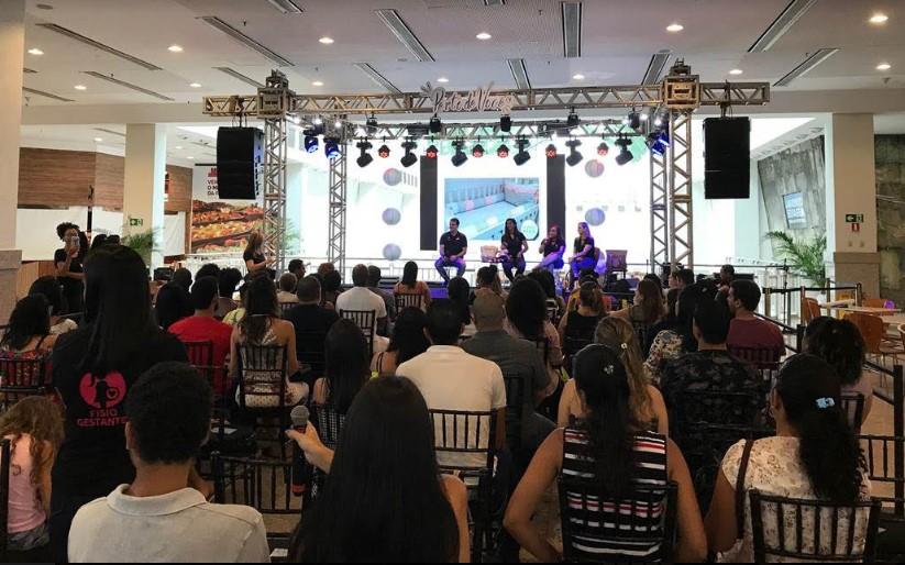 Salvador Norte Shopping promove evento sobre gravidez saudável dia 4 de maio
