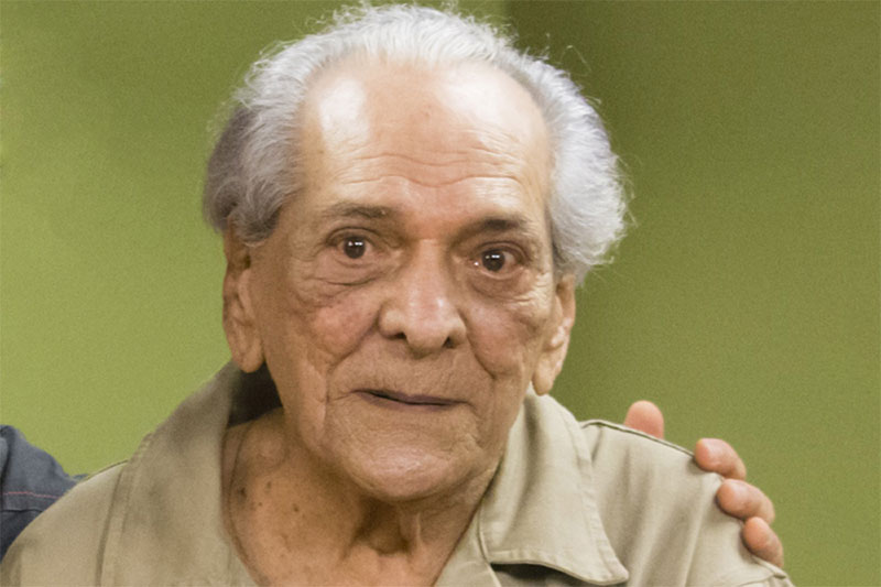 Velório de Lúcio Mauro será aberto ao público, no Theatro Municipal