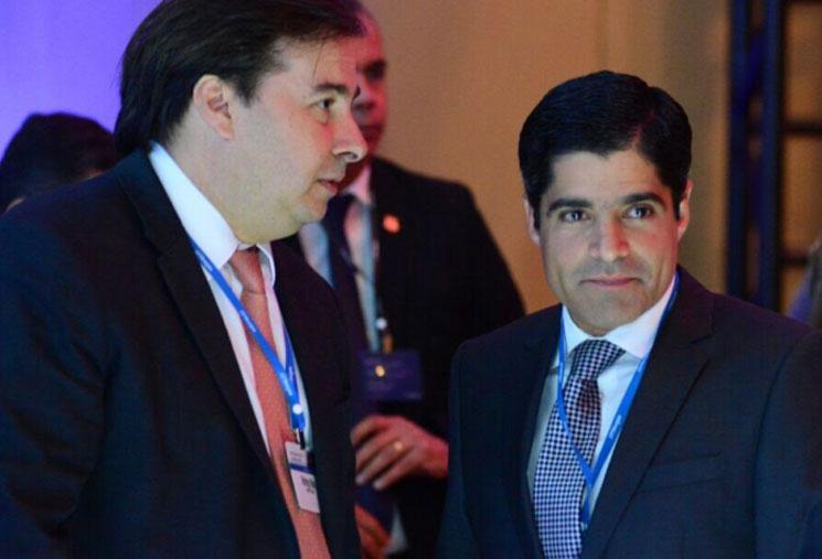 ACM Neto joga duro com Rodrigo Maia sobre confronto com Sergio Moro: