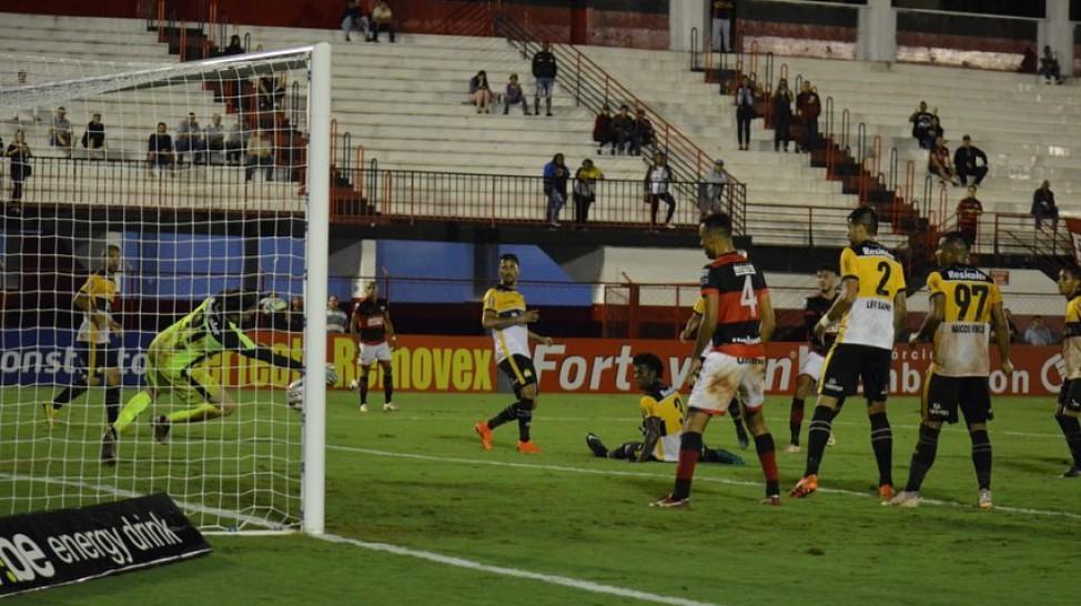 Série B do Brasileirão: Atlético-GO bate o Criciúma e vence a primeira em casa