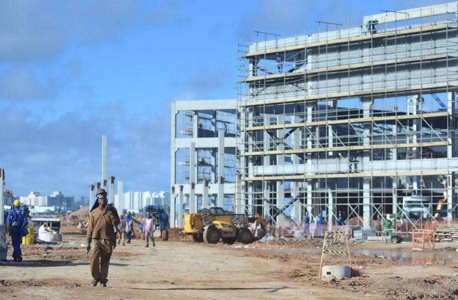 Centro de Convenções de Salvador tem 40% de obras concluídas e fica pronto em novembro