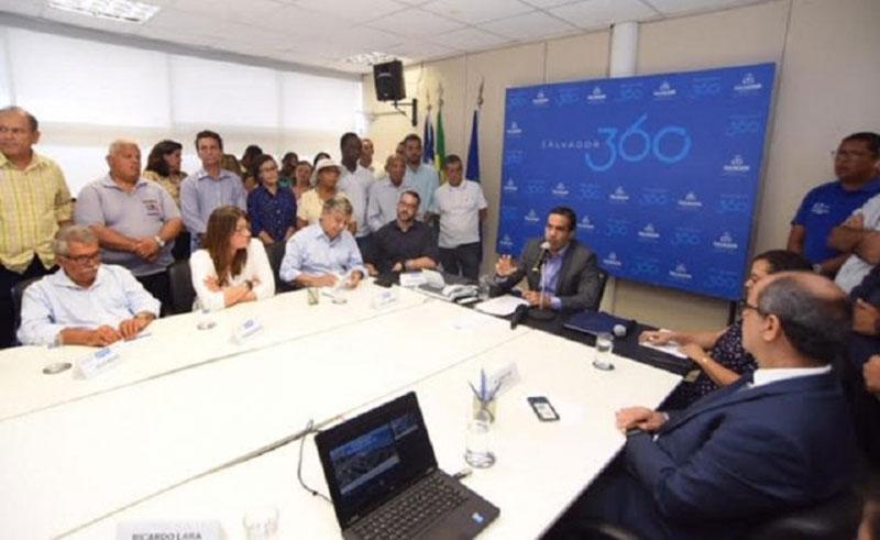 Prefeitura e Caixa firmam acordo para retomar construção de moradias em Tubarão