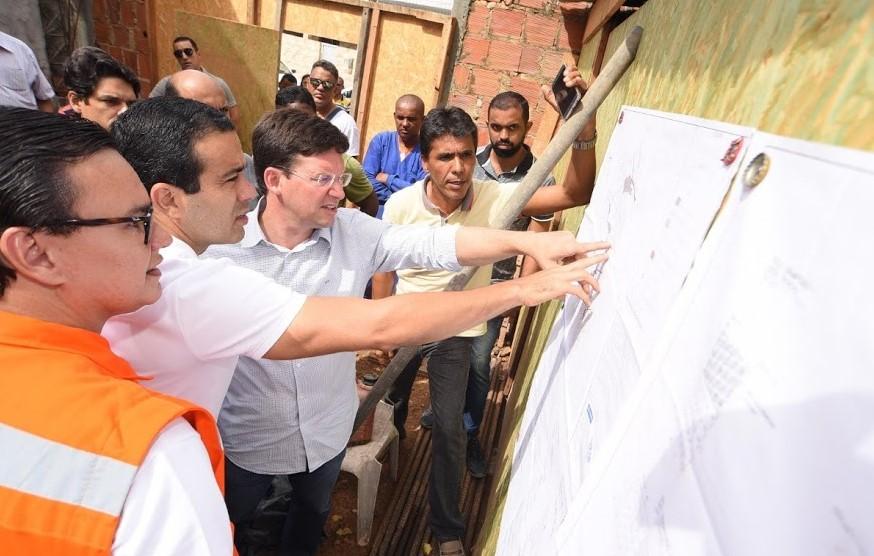 Prefeitura inicia novas intervenções em encostas de São Caetano