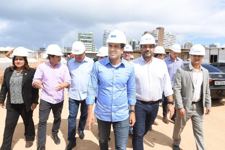 Bruno Reis diz que Centro de Convenções recolocará Salvador no turismo de eventos e negócios