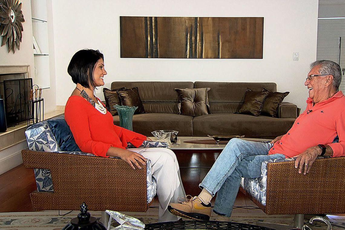 Carlos Alberto de Nóbrega: a televisão está chata e caminha para o fim