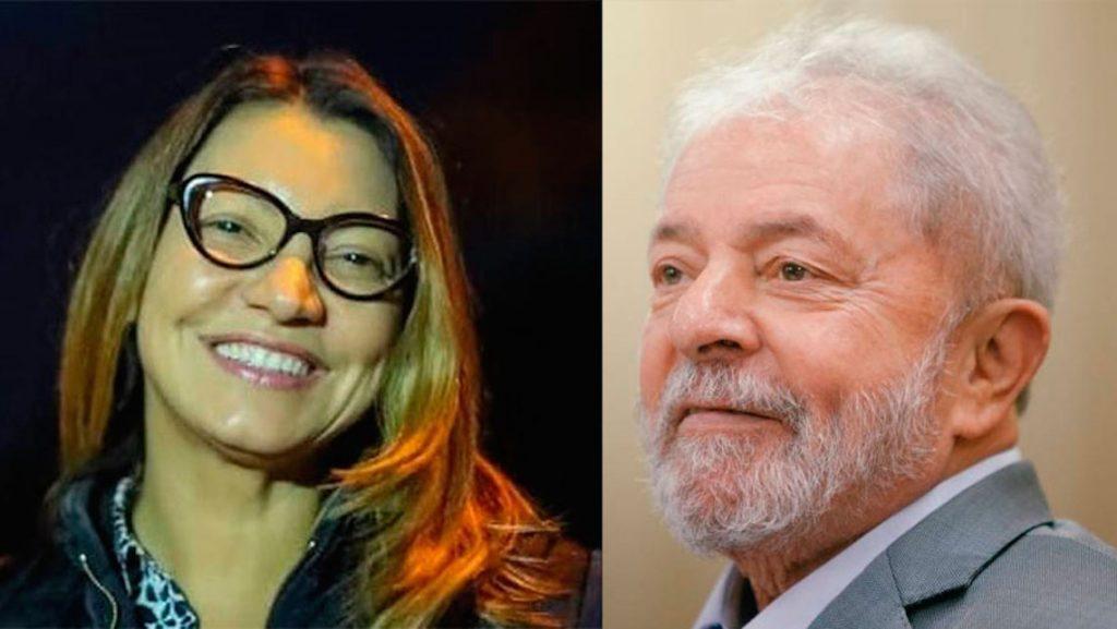 Namorada de Lula ganha R$ 16, 7 mil em Itaipu