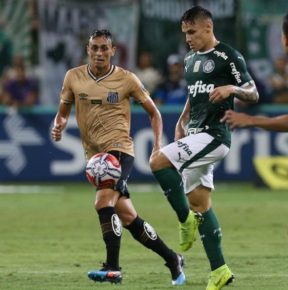 Palmeiras e Santos disputam liderança do Brasileirão 2019 em clássico no Pacaembu