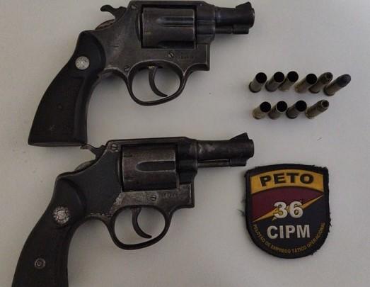 Polícia localiza bandidos em Dias D'Ávila e um morre em troca de tiros