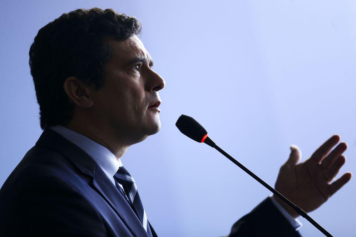 Sergio  Moro pede que empresários deem oportunidade de trabalho a presos